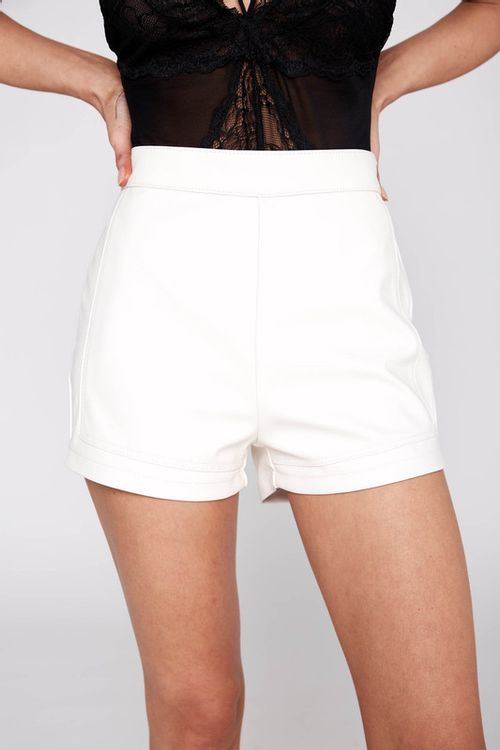 Short Marbella Off White