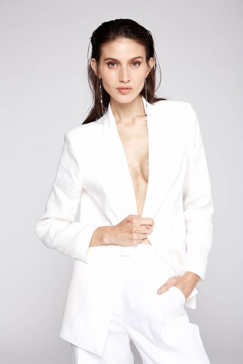 Blazer Teseo Off White