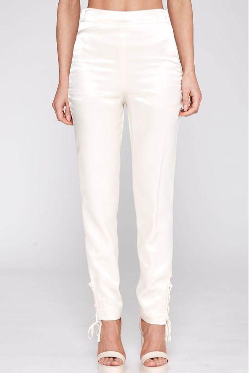 Pantalón Nina Off white