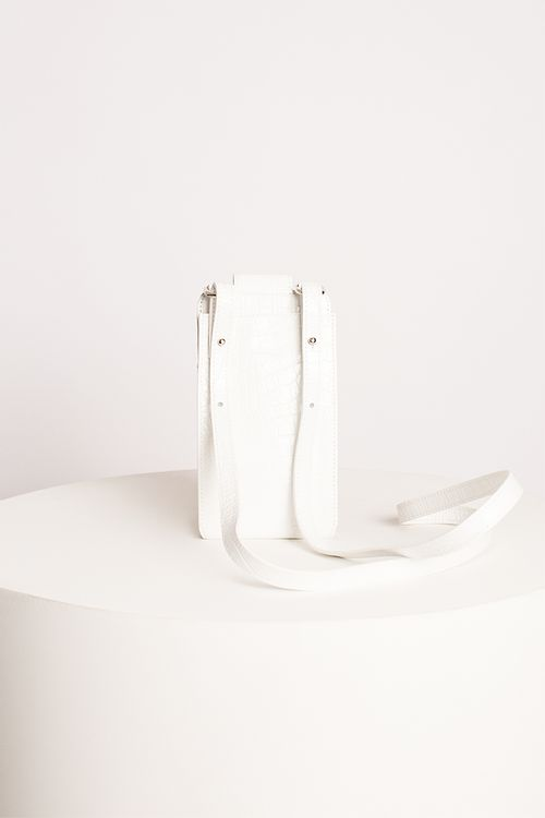 PORTACELULAR LIRIO OFF WHITE